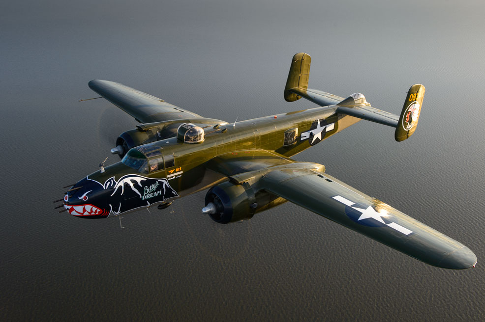 Betty's Dream | B-25J Mitchell