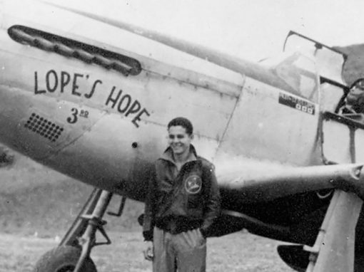 Lope's Hope the 3rd | P-51C Mustang