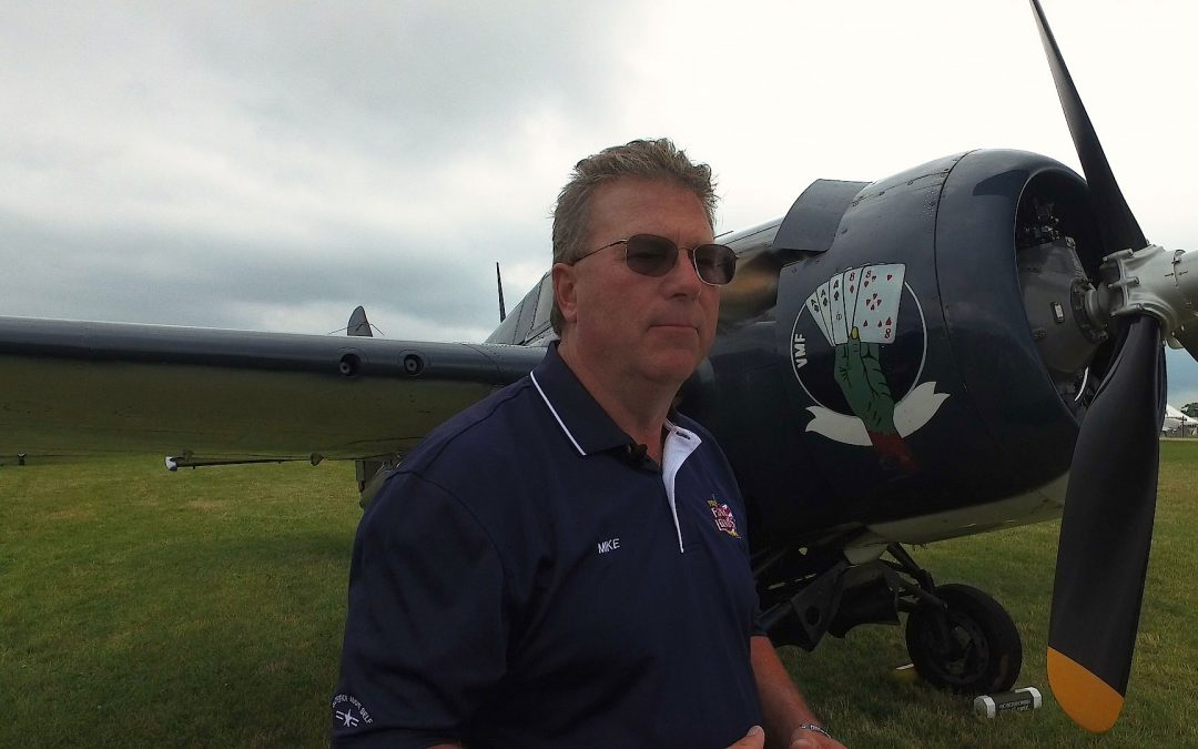 Walk Around the FM-2P Wildcat with Mike Schiffer