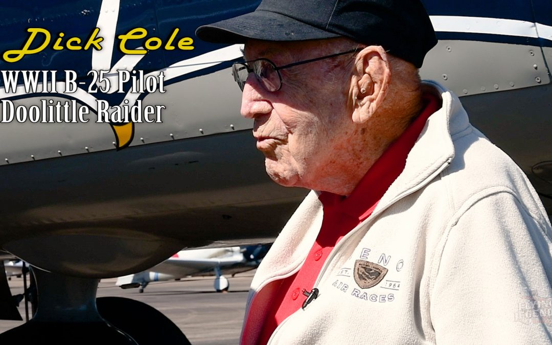 Dick Cole: Doolittle Raider, B-25 Pilot