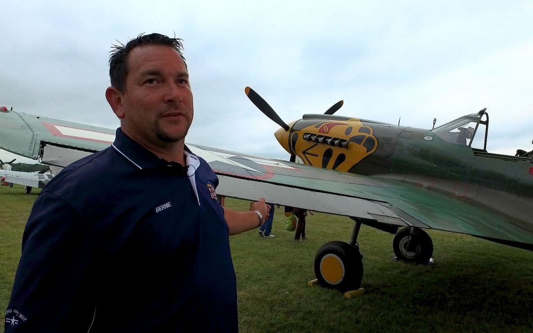 Extras: Walk Around the P40K Aleutian Tiger with Bernie Vasquez