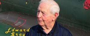 Edward E Gray: WWII P-40 Pilot Part 2