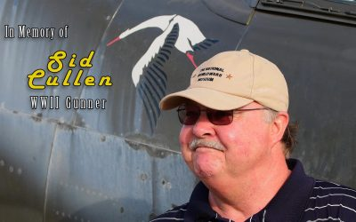 Sid Cullen: WWII Gunner: Told by Raymond McMullen