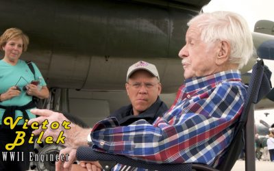 Victor Bilek: WWII Engineer Part 3